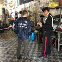 Autofficina abusiva in via Zanardelli a Parma: meccanico denunciato e multato