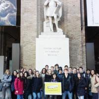 Talking Teens: a Parma gli studenti fanno parlare le statue - Foto