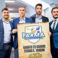 Parma Legends, al Tardini scatta l'operazione nostalgia