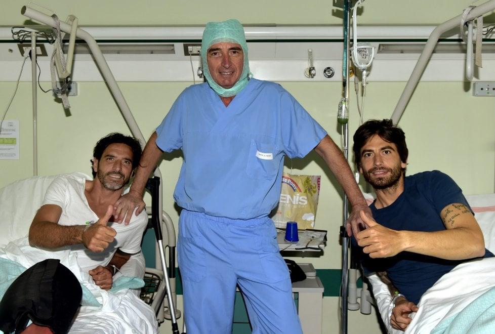 Parma, Lucarelli e Munari infortunati: operazioni riuscite - Foto