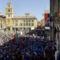 25 aprile a Parma, migliaia in corteo: