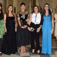 Tosca al Regio di Parma: le foto del foyer