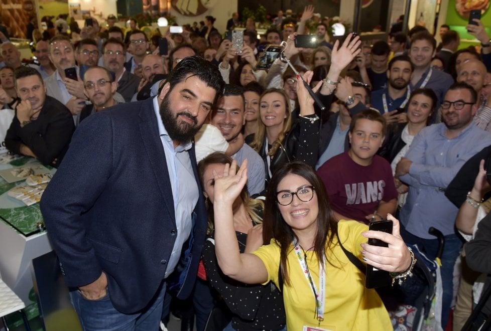 Da Cannavacciuolo a Miss Italia: a Cibus il giorno dei vip - Foto