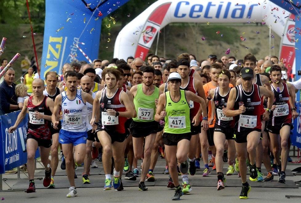 Cetilar Run: in 1700 alla corsa serale del Cus Parma - Foto