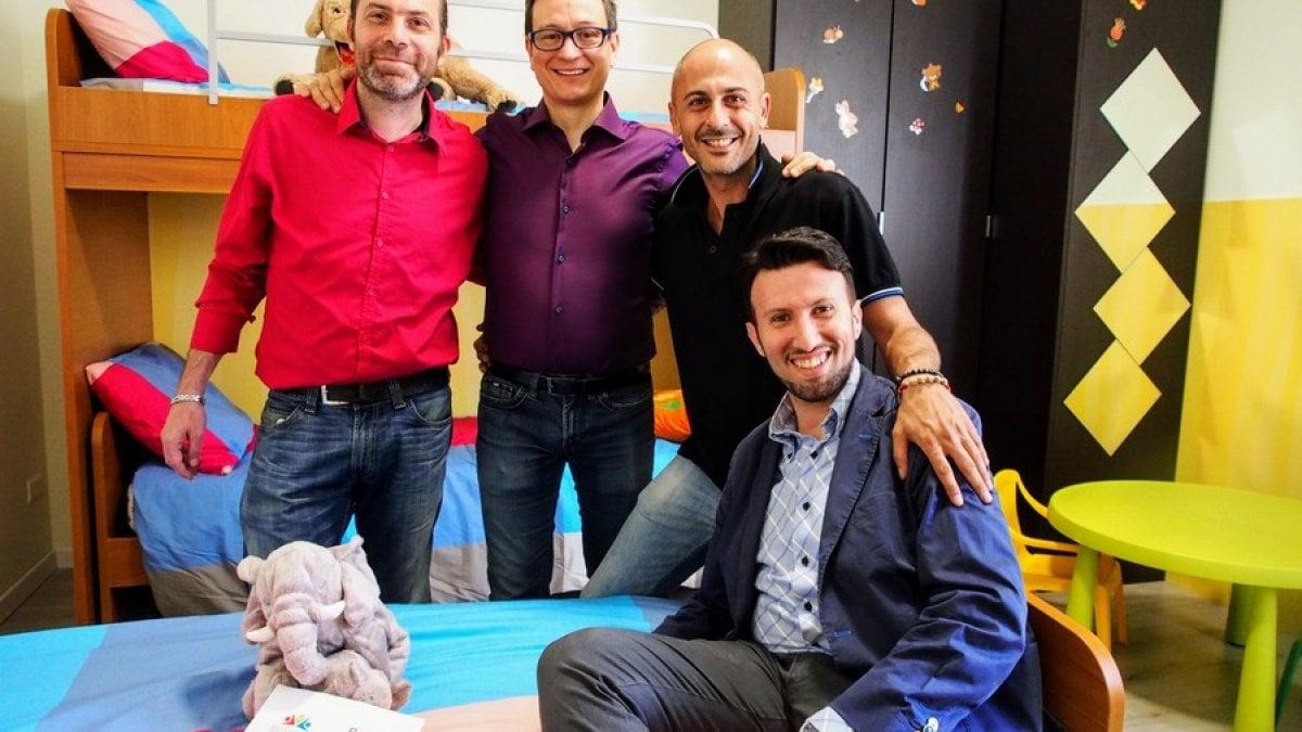 Parma apre la nuova casa dei padri separati vi for Case con alloggi separati
