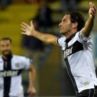Parma, la carica di capitan Lucarelli: