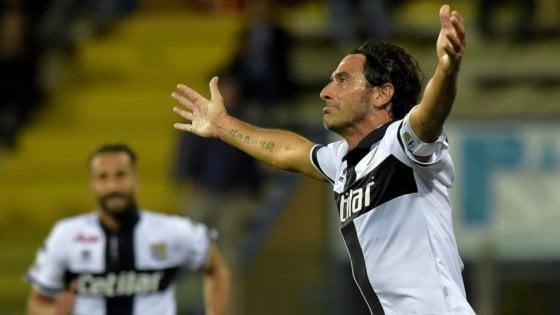 """Parma, la carica di capitan Lucarelli: """"Straordinario giocarci la A. Tutti uniti per l'impresa"""""""