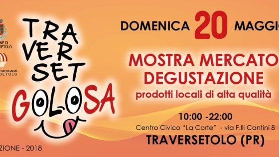 Traversetolo Golosa: la mostra mercato delle aziende locali