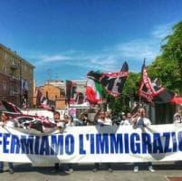 Parma, Forza Nuova ai media: presenti o presidiamo le vostre sedi