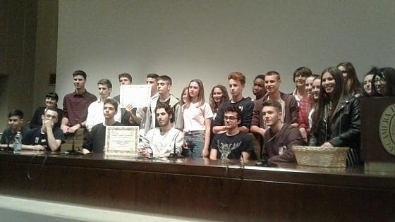 Storie di Alternanza: premiate a Parma le classi vincitrici