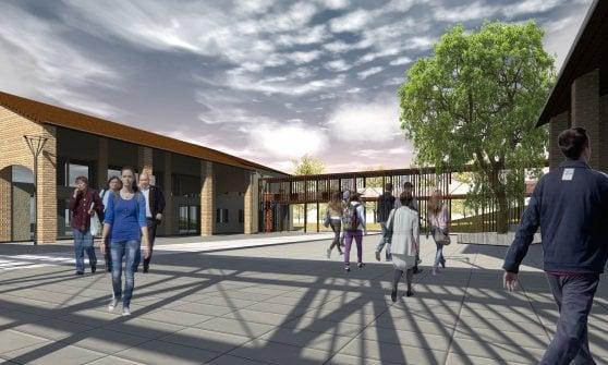 Parma, nel Cinghio sud un nuovo centro civico per giovani e orti sociali