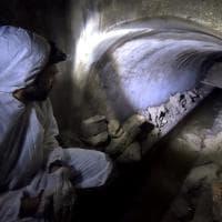 Parma, nel tunnel dove i rapinatori preparavano il colpo in banca - Foto