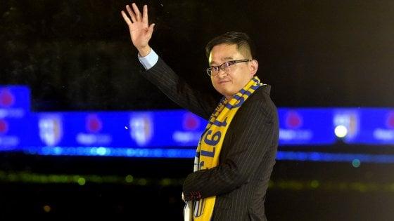 """Parma, Lizhang lancia Hope Group: """"Grandi miglioramenti grazie a Cordon"""""""