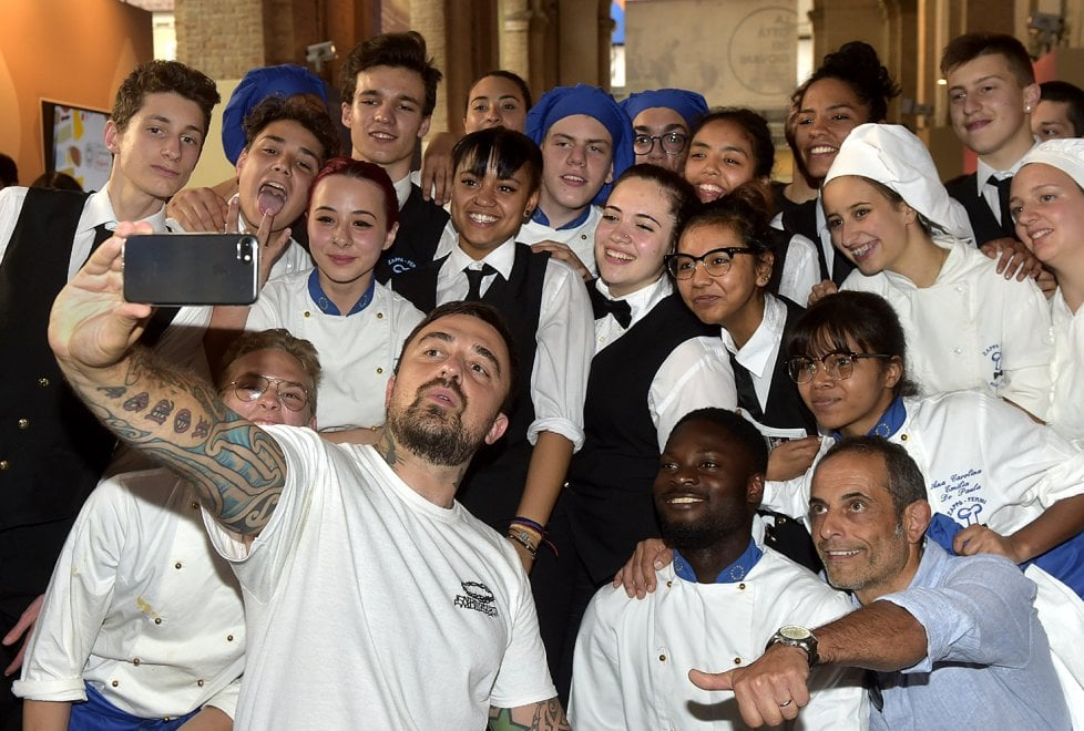 City of Gastronomy festival: lo show cooking di chef Rubio a Parma - Foto
