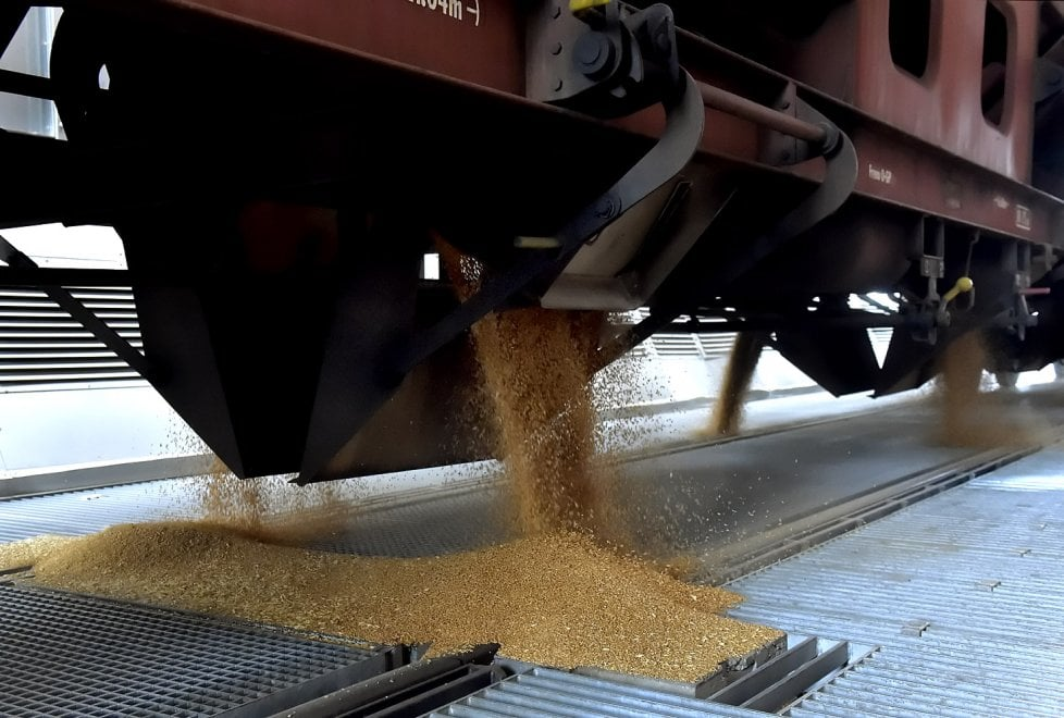 Parma, arriva il treno del grano per abbattere l'inquinamento - Foto