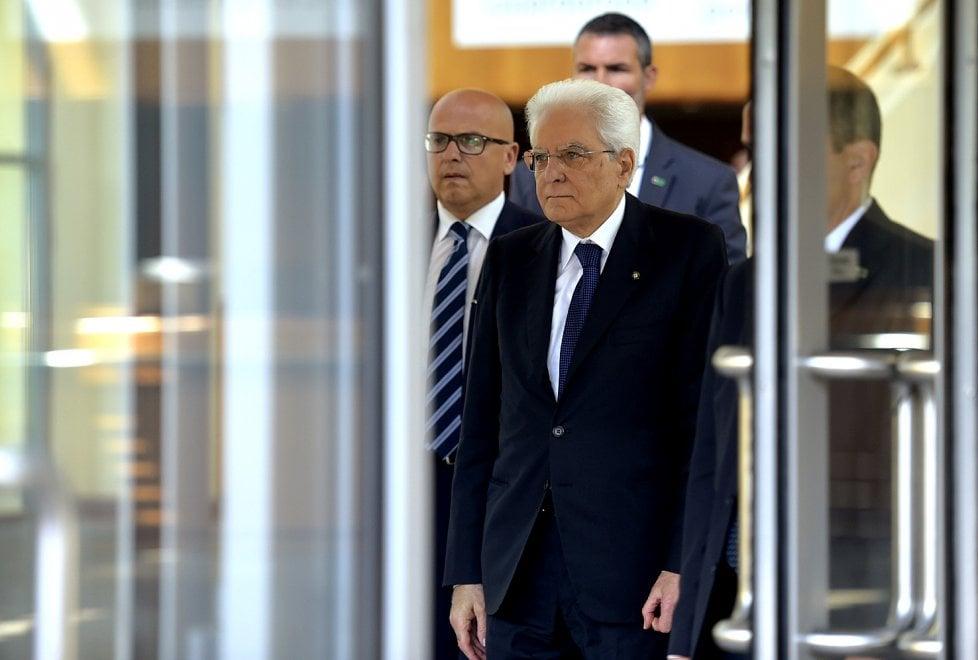 La visita del presidente Mattarella a Parma - Foto