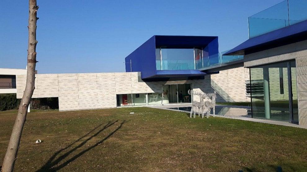 La casa blu dello studio Zanlari vince il Premio Regula - Foto