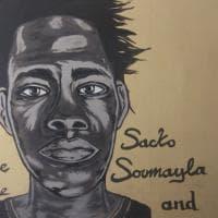 Parma, un murales all'università per Sacko Soumayla