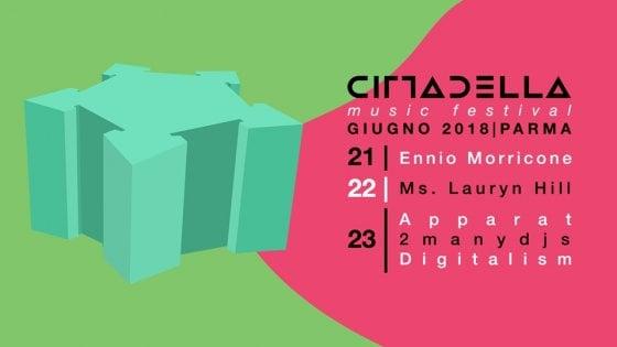 Cinque assi della musica a Parma: arriva il Cittadella Music Festival