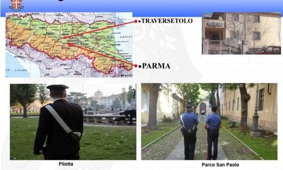 Parma, stroncato dai carabinieri spaccio gestito da maghrebini e nigeriani