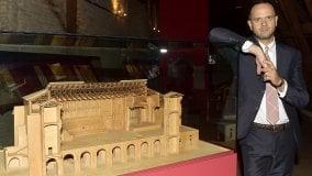 Pilotta, inaugurata la mostra sui 400 anni del teatro Farnese - Foto