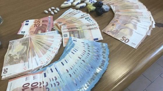 Parma, polizia scopre market dei pusher in via Buffolara