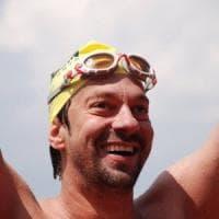 Belletti, da Portovenere a Monterosso a nuoto per l'Etiopia