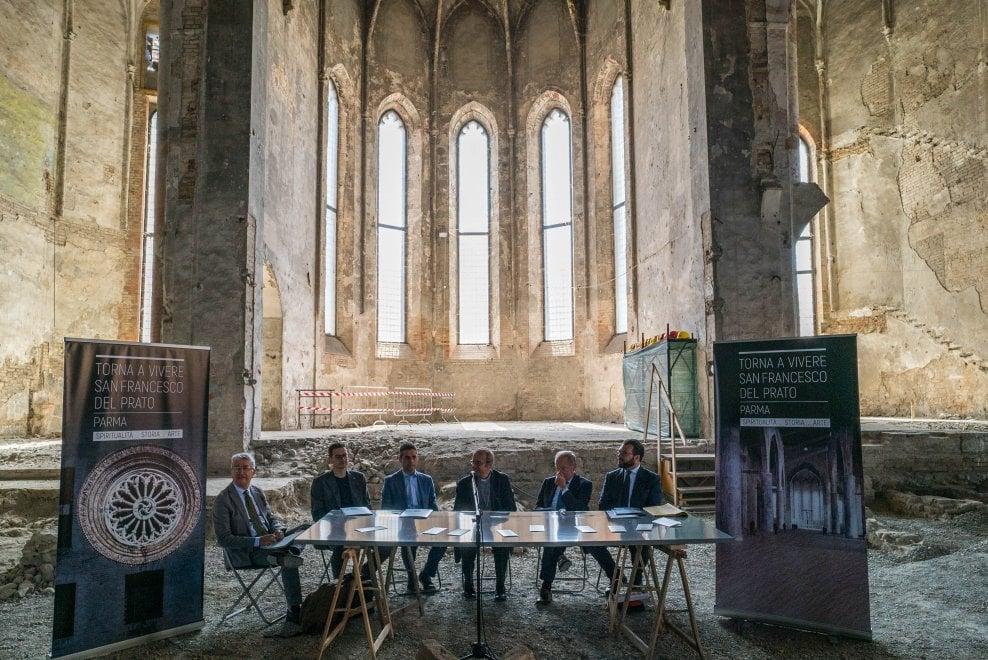 Chiesa san francesco del prato a parma obiettivo - Architetto prato ...