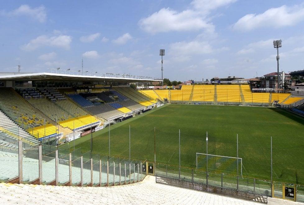 Parma, la nuova curva nord del Tardini aspetta i tifosi - Foto