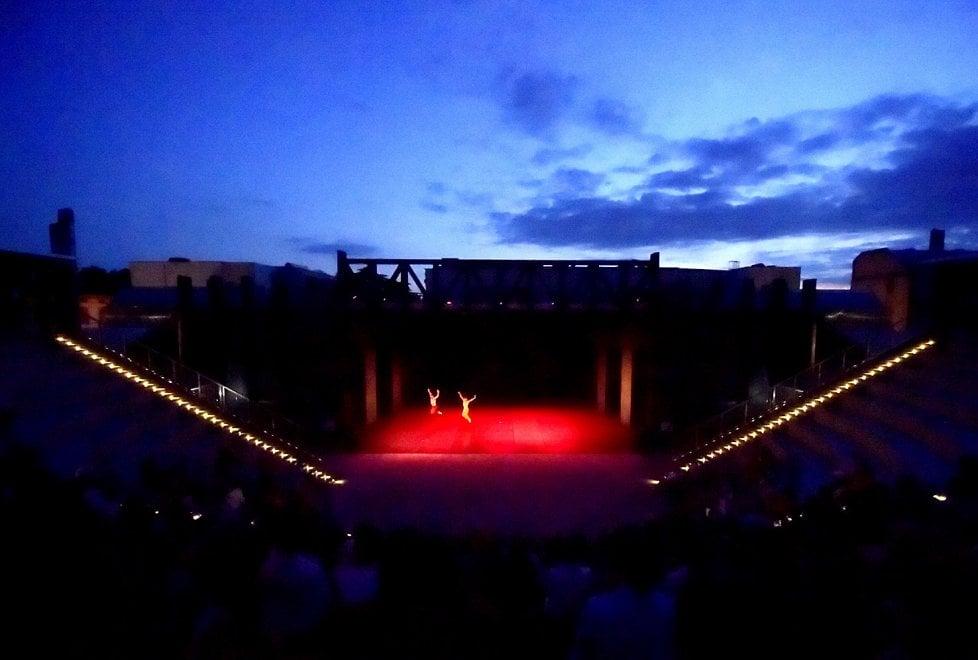 Mediterranea: una danza straordinaria nell'Arena Shakespeare - Foto