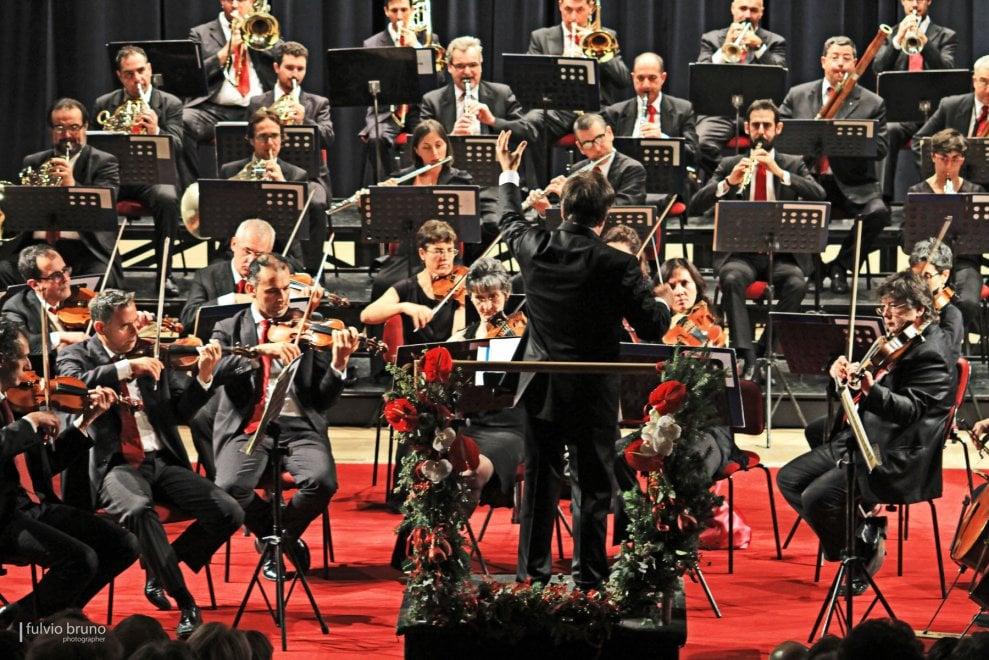 A Stelle Vaganti l'Orchestra Sinfonica di Sanremo