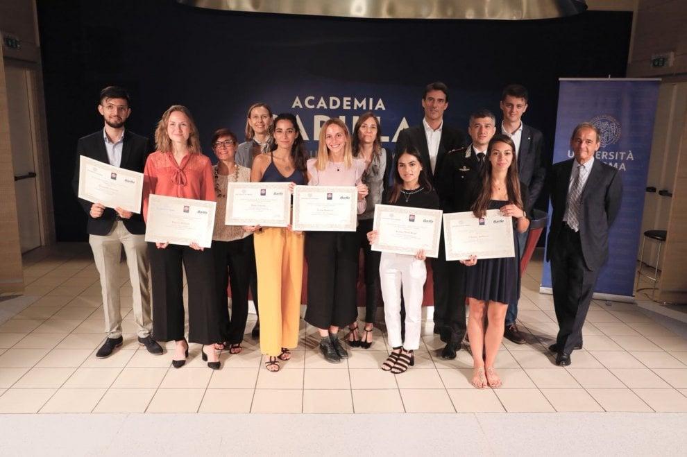 Parma, sei studenti all'estero grazie a università e Barilla - Foto