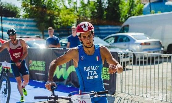 Triathlon: Peroncini (Cus Parma) sul podio al Mondiale femminile