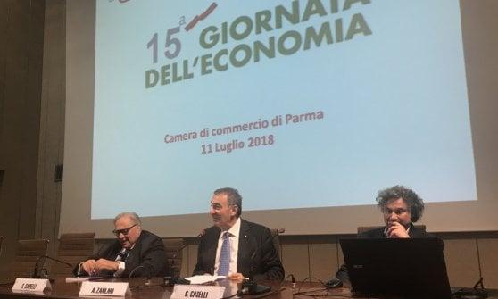 Parma, export spinge l'industria. Commercio in crisi, cresce la disoccupazione giovanile