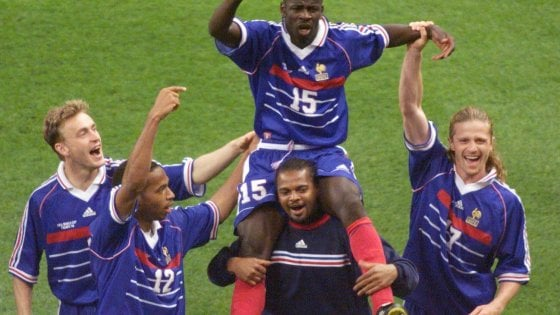 """Francia-Croazia, il ricordo di Thuram: """"La mia sfida 'parmigiana' contro Stanic"""""""