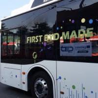Bus elettrico lungo la linea 8: Tep testa a Parma la nuova mobilità