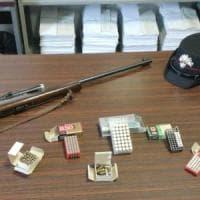 Parma, eredita armi dall'anziana assistita: badante nei guai
