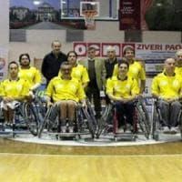 Parma, vandalizzate le carrozzine della squadra disabili.