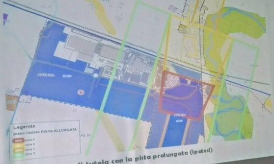 """Comune di Parma: """"Sostenere l'aeroporto e garantire i diritti dei privati sul mall"""""""