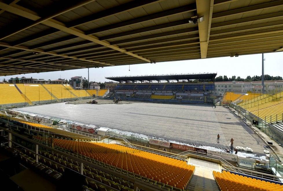 Stadio Tardini, lavori in corso: conto alla rovescia in vista del debutto - Foto