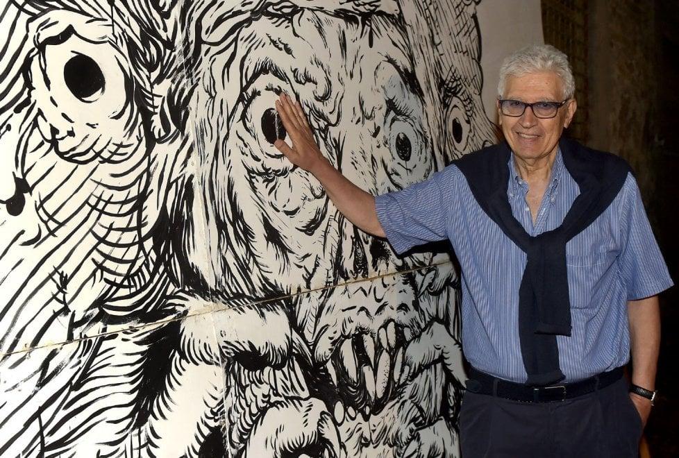 Il regista Sergio Martino torna a Parma