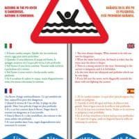 """""""Non morire nel Po"""": a Parma campagna multilingue sui pericoli del grande fiume"""