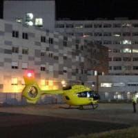 Elisoccorso notturno: atterrati al Maggiore di Parma i primi due pazienti