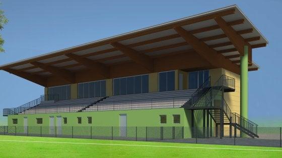 Calcio, Colorno inaugura il nuovo centro sportivo
