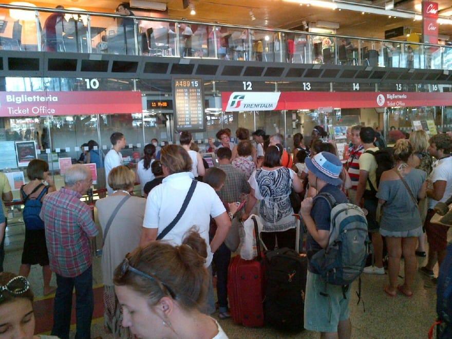 """""""Mi muovo anche in città"""", Regione a Trenitalia: """"Stop caos nelle biglietterie"""""""