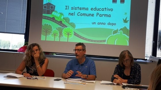 Parma, Cgil promuove i servizi educativi. E da gennaio domande solo online