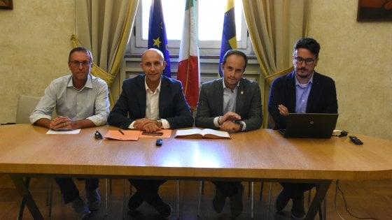 Parma, Noceto e Fontevivo: fronte comune per salvare il ponte sul Taro