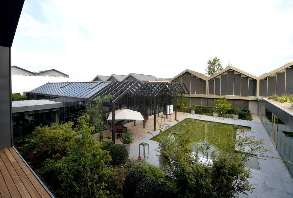 La bellezza ha una nuova casa: inaugurata la sede Davines a Parma