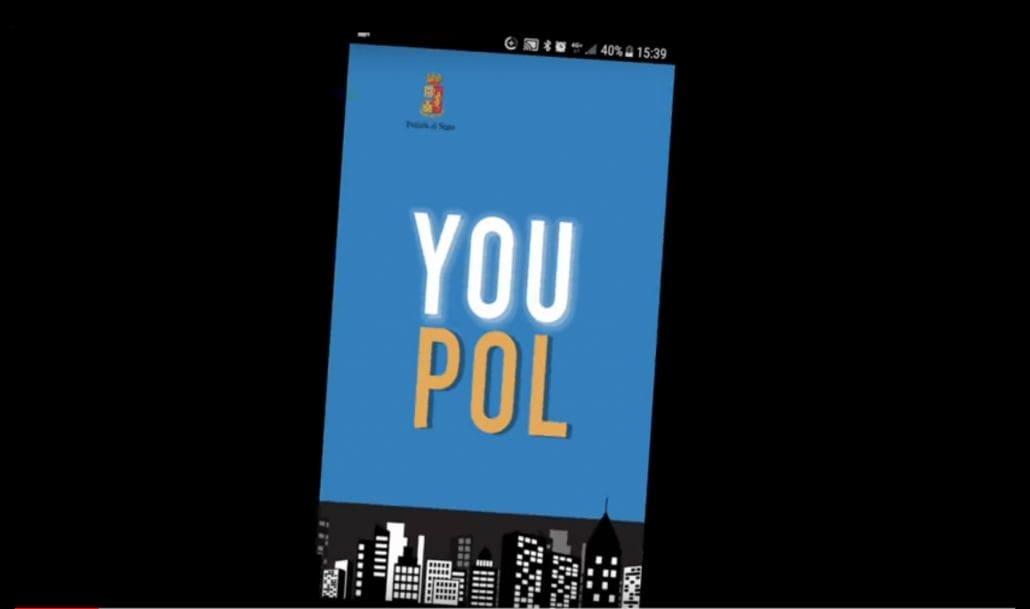 Parma, avvisa la polizia tramite la app: droga trovata