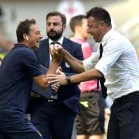 Inter - Parma: la fotocronaca